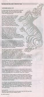 young tigers taekwondo korean quarterly spring issue