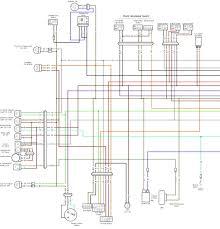 kawasaki klx250s wiring diagram kawasaki wiring diagrams online klf 300 wiring diagram