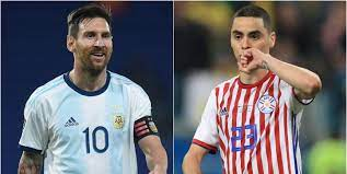 تفاصيل البث المباشر مباراة الأرجنتين ضد باراجواي والقناة التلفزيونية