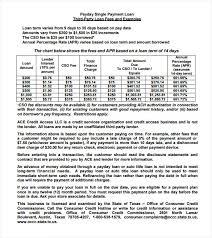 Pay Loan Calculator Sample Auto Loan Calculator 8 Documents In Pdf