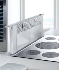 countertop stove with downdraft downdraft ventilation for electric countertop range with downdraft jenn air countertop stove