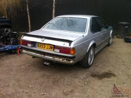 BMW Convertible 1985 bmw m635csi : M635 CSi M6 1985 E24