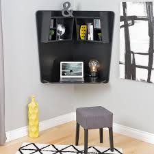 office furniture table design. Charming Wall Mount Office Desk For Your Design: Mesmerizing Floating Corner Furniture Table Design