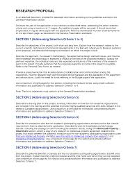Sample Research Proposal Pa Example Using Style Qualitative