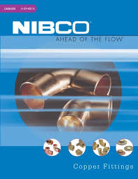 Copper Fitting Catalog Nibco Pdf Catalogs Technical