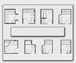 bathroom design layout. Bathroom Design Layout