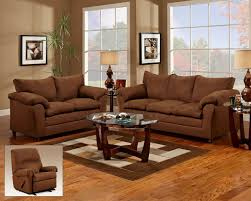 incredible ideas chocolate leather living room furniture chocolate brown sofa love seat reclining chair 3 piece