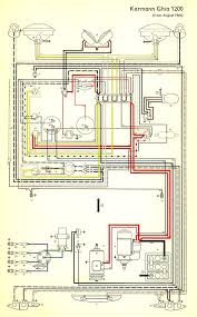 com karmann ghia wiring diagrams 1965