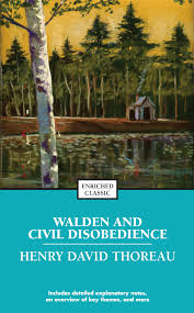 walden and civil disobedience book by henry david thoreau  cvr9780743487726 9780743487726 hr walden and civil disobedience