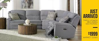 just arrived triple power reclining sectional 1999 just arrived triple power reclining sectional 1999 furniture filters living room