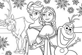 Small Picture Get This Printable Frozen Coloring Pages Online 638595