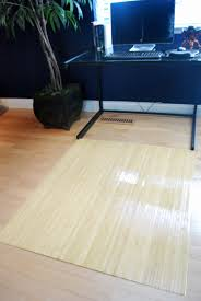 wood floor office. NATURAL BIRCH WOOD Bamboo Chair Mat Office Floor Hard Wood Protector Desk Chairmat Hardwood Laminate Door Rug Area Living Room Bed By Ecosleek On Etsy