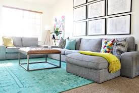 For A Living Room Makeover Living Room Updates And Aqua Antlers Classy Clutter