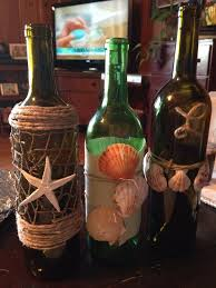 Decorative Wine Bottles Ideas 100 best decorative WINE BOTTLES images on Pinterest Decorated 83