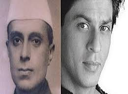 shahrukh to essay the role of pandit jawaharlal nehru filmi fan club shahrukh to essay the role of pandit jawaharlal nehru