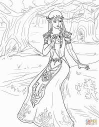 Princess Coloring Online