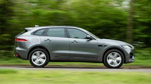 a full size jaguar f pace just one with a small downsized petrol turbo