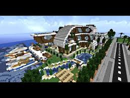 maison de tony stark minecraft salle a manger minecraft villa de map maison moderne minecraft