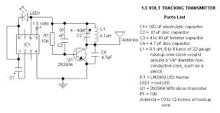 v tracking transmitter 1 5v tracking transmitter