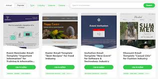 Email Template Design Online List Of The 11 Best Email Newsletter Templates