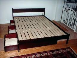 high platform bed with drawers – swdebates.info