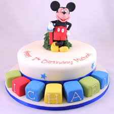 Baby Mickey Mouse Edible Cake Decorations Mickey Mouse Edible Cupcake Toppers Cake