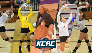 2016 Volleyball All-Conference Selections Announced   Kansas Collegiate  Athletic Conference