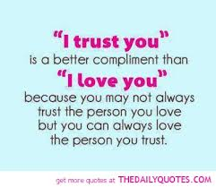 30+ Most Popular And Heart Touching Quotes on Trust via Relatably.com
