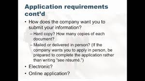 How To Read Job Ads Youtube