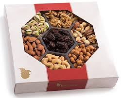 nut cravings father s day gift baskets large 7 sectional gourmet mixed