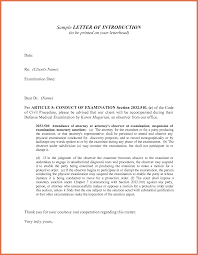 letter of introduction for a job cover letter introduction sample
