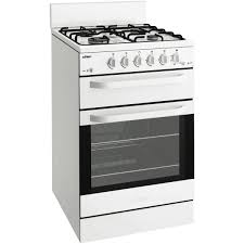 Oven Gas Stove Chef Cfg503walp 54cm Lpg Gas Upright Cooker At The Good Guys