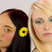 photo of candyhearts makeup hair design liverpool merseyside united kingdom professional
