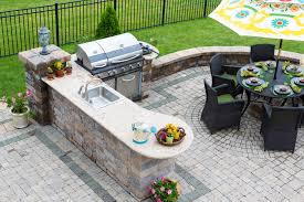costs of outdoor kitchens