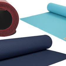we initially set out on a goldilocksian quest to find a not too heavy not too light yoga mat one that would be easy enough to tote between unlimited