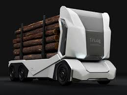 Einride's T-log Is a Self-Driving Truck Made for the Forest | WIRED