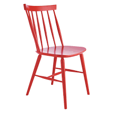 talia red dining chair  buy now at habitat uk