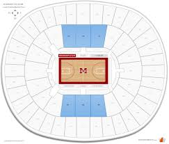 Msu Basketball Seating Chart Humphrey Coliseum Mississippi State Seating Guide