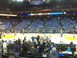 Oracle Arena Section 128 Seat Views Seatgeek In Oracle