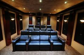 luxurious amazing home theater design idea that warmth and cozy