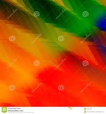 Colorful Rainbow Colors Background Artistic Stylish Design