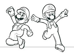 Mario And Sonic Coloring Pages Printable Coloring Pages Coloring