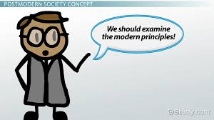 postmodern society definition concept video lesson postmodern society definition concept video lesson transcript com