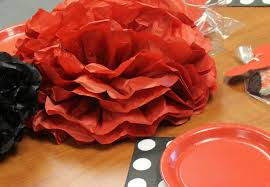 red and white table decorations. Red And White Table Decorations T