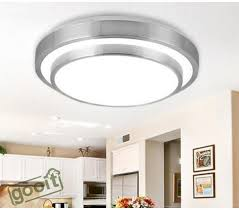 kitchen ceiling best ceiling lamp smd 5730 minimalism double layer aluminum led with regard to led lights for