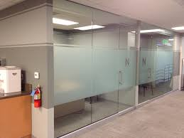 gallery office glass. Gallery Office Glass. Privacy Frost Band Glass F