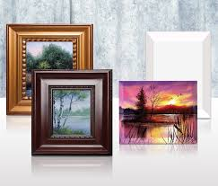 wooden frame for canvas painting best 2018