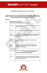 sle terms and conditions