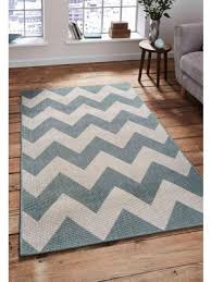 quick view cottage ct5191 blue chevron rug for