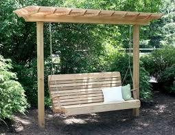 backyard swings for adults. Plain Adults Red Cedar Marquis Arbor Backyard Garden Arbor Swing And Backyard Swings For Adults S